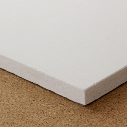 Extruded glass fibre reinforced concrete, brushed | Concrete | selected by Materials Council