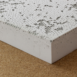 Retroreflective high-performance concrete | Hormigón / Cemento | selected by Materials Council