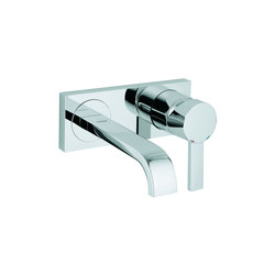 Allure Two-hole basin mixer | Wash-basin taps | GROHE