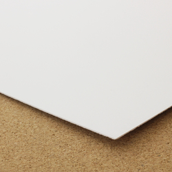 Solid-colour high pressure laminate | Plastique | selected by Materials Council