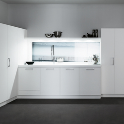 Ebano vintage sedamat blanco | Fitted kitchens | DOCA