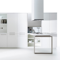 3000 avant paris 3000 avant blanco | Fitted kitchens | DOCA