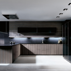 3000 avant unmo foro negro | Fitted kitchens | DOCA