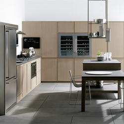 Borno roble ceniza | Fitted kitchens | DOCA