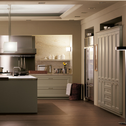 Biarritz gris lavanda | Fitted kitchens | DOCA