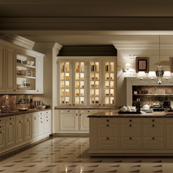 Britania blanco viejo via dorada | Fitted kitchens | DOCA