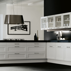 Matim blanco seda | Fitted kitchens | DOCA