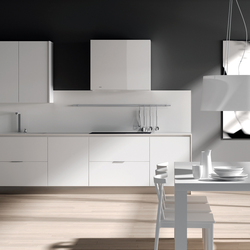2000 blanco | Fitted kitchens | DOCA