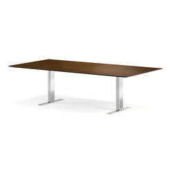 Exec-V table | Escritorios individuales | Walter Knoll