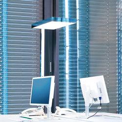 Cubic S1/S2 | Lampade postazione di lavoro | Lightnet