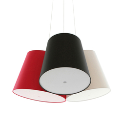 Cluster red-black-white | Illuminazione generale | frauMaier.com