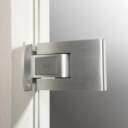 TENSOR wall-mounted | Hinges for glass doors | dormakaba