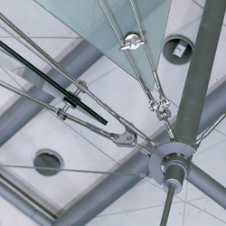 I-SYS | Suspensions | Câbles en inox | Carl Stahl ARC