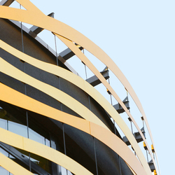 I-SYS | Facade decoration | Facade systems | Carl Stahl ARC
