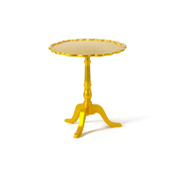 Coolors tables | Shield side table | Tavolini di servizio | Boca do lobo