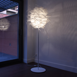 Struk F Floor lamp | General lighting | Luz Difusión