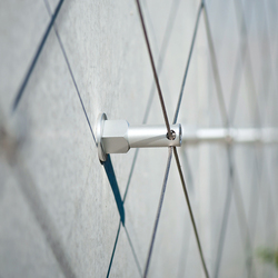 GREENCABLE | Facade elements | Carl Stahl ARC