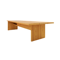 Twin Table | Meeting room tables | BULO