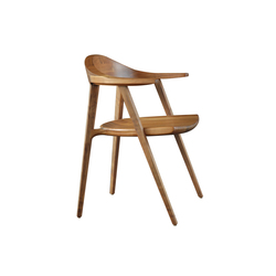 Mantis Side Chair | Chaises de restaurant | BassamFellows