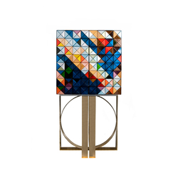 Pixel cabinet | Cabinets | Boca do lobo