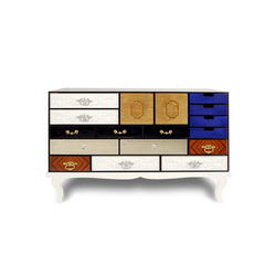 Soho sideboard | Credenze | Boca do lobo