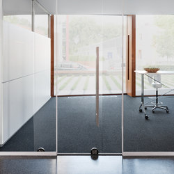 fecotür glass sliding door ST10B | Internal doors | Feco