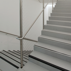 X-TEND | Railing infill inside | Metal weaves / meshs | Carl Stahl