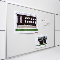 fecoorga horizontal magnetic whiteboard | Tableaux blanc | Feco