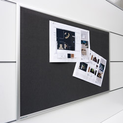 fecoorga horizontal pin board | Notice boards | Feco