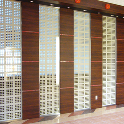 Porous block 200 in-situ | Partition wall systems | Kenzan