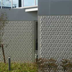 Flower circle in-situ | Façades | Kenzan