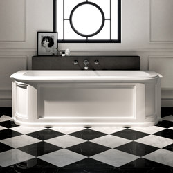 President Bathtub | Bathtubs rectangular | Devon&Devon