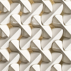 Deco wall leaf | Ceramic tiles | Kenzan