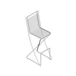 KSL 0.1 Bar Chair | Taburetes de bar | Till Behrens Systeme