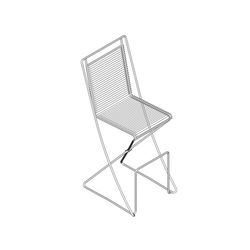 KSL 0.2 Kitchen Chair | Chaises de bar | Till Behrens Systeme