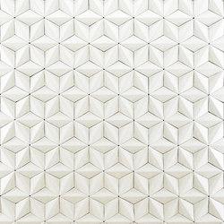 Hishigata | Ceramic tiles | Kenzan