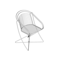 KSL 2.1 Round chair | Restaurant chairs | Till Behrens Systeme