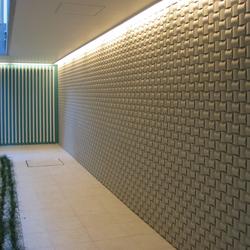 Ichimatsu MA-A in-situ | Facade design | Kenzan