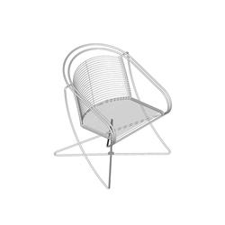 KSL 2.2 Sessel rund | Gartensessel | Till Behrens Systeme