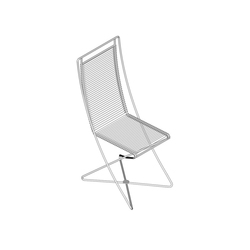 KSL 0.3 Bistro Chair | Restaurant chairs | Till Behrens Systeme