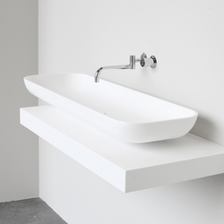 Box Countertop basin | Lavabi / Lavandini | Not Only White B.V.