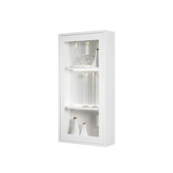 Funkis 60:120 Glass | Display Cabinets | ASPLUND