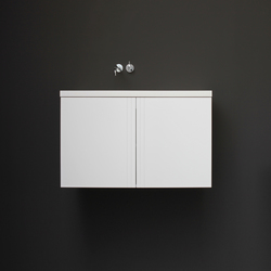 Grid cabinet | Vanity units | Not Only White B.V.