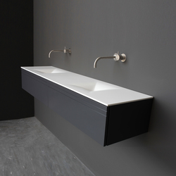 Grid kastencollectie | Meubles sous-lavabo | Not Only White B.V.