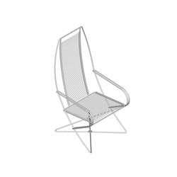 KSl 0.10 Longe Chair | Garden armchairs | Till Behrens Systeme