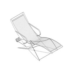 KSL 0.9 Hammock-chaise | Sdraio da giardino | Till Behrens Systeme