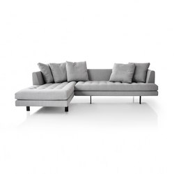 Edward Sectional | Divani | Bensen