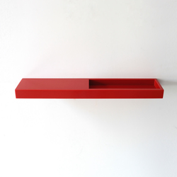 Mixx mini-shelf | Ablagen / Ablagenhalter | Not Only White B.V.