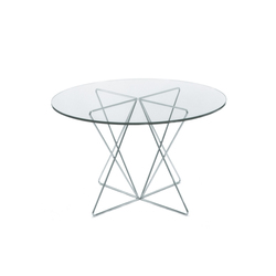 KSL 4.5 Triangular Table Racks high | Caballetes de mesa | Till Behrens Systeme