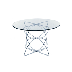 KSL 4.5 Arched Table Racks high | Trestles | Till Behrens Systeme